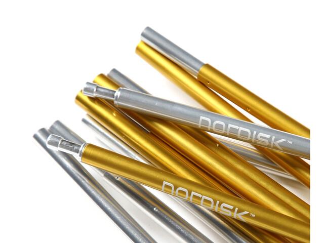 Nordisk Telemark 2 LW Extra Spare Poles Aluminium